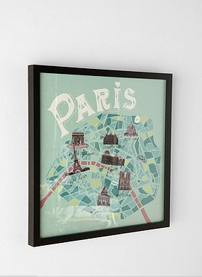 print from Urban Outfitters