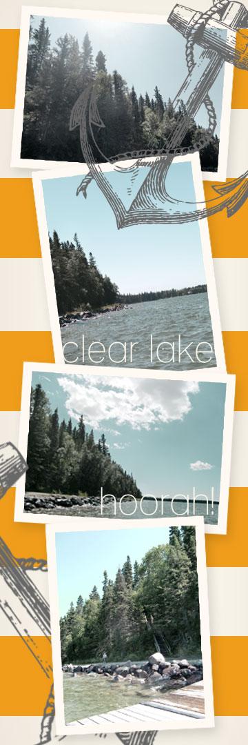 Clear Lake Manitoba