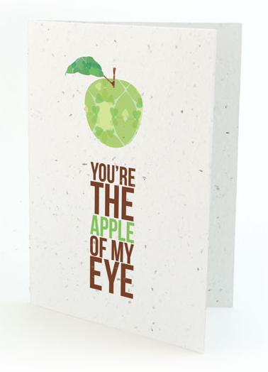 Eco Friendly Greeting card by Botanical Paperworks