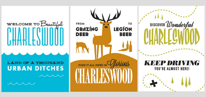 Kristin Mcpherson Charleswood Inspired Posters