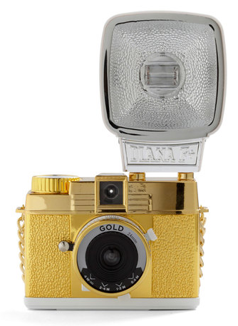 Diana camera mini gold edition