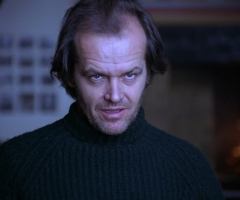 Jack Torrence from the Shining