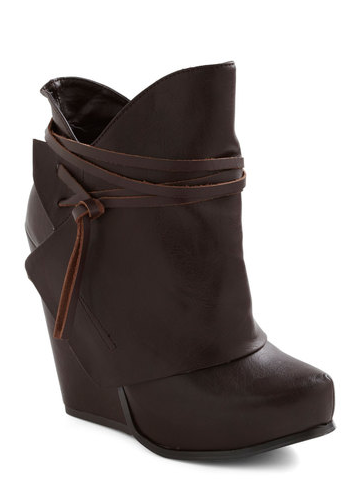 Swathe Your Step Boot from Mod Cloth