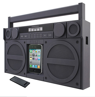 iHome_grey_iPod_dock_stereo
