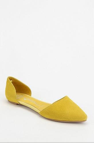 jeffery_campbell_d'orsay_yellow