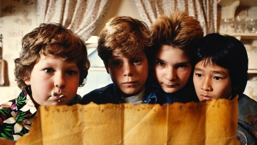 goonies-treasure-map