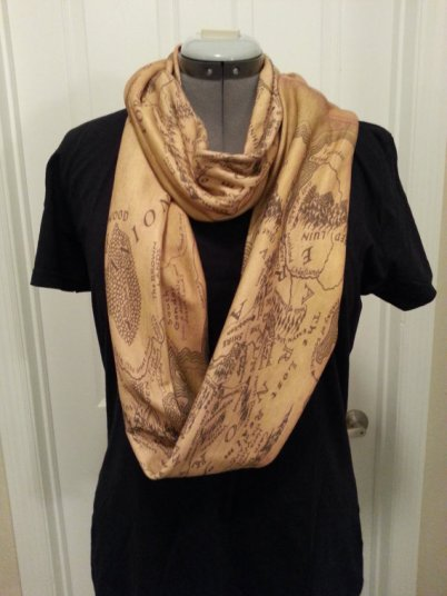 middle earth scarf