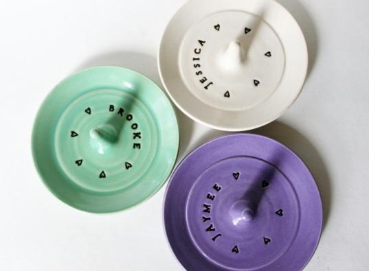 custom ring holders