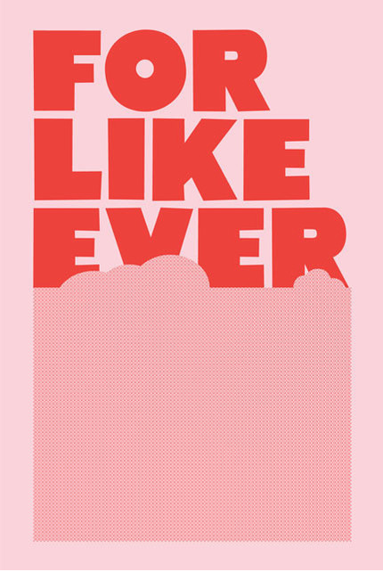 for like ever poster print