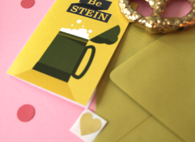 kristen lourie valentine's day cards be stein
