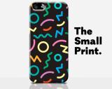 retro 1990s pattern iphone case