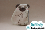 kaselotti pug purse