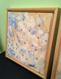 painting by Kristen Lourie Winnipeg Manitoba