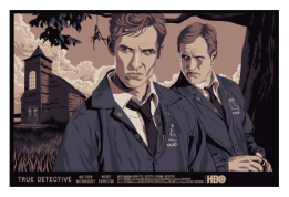 True Detective by Mike Wrobel