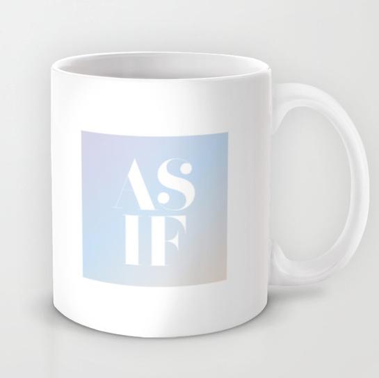 as if clueless mug