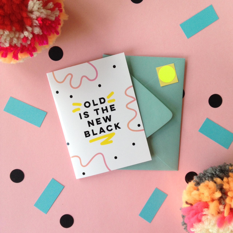 New Birthday Cards on Etsy KODIAK MILLY – Birthday Cards Etsy