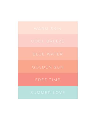 summer love print by Kristen Lourie