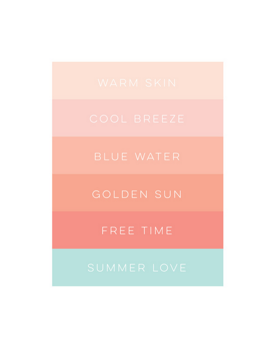summer love print by Kristen Lourie