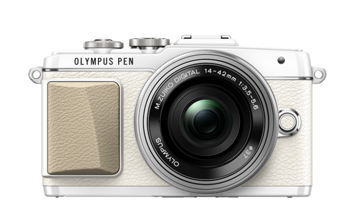Olympus Pen E-PL7 Pancake Zoom Kit