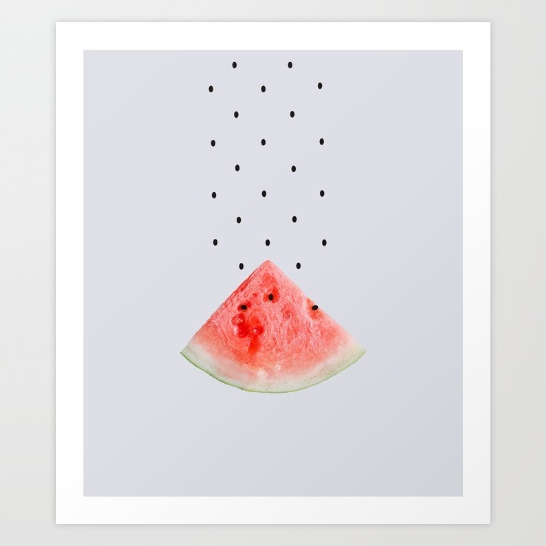 Watermelon by The Design Label