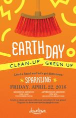 earth day poster 2016