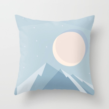 kodiak-milly-on-society6-pillow