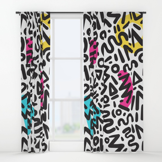 Looking glass window curtains by Matthew T. Wilson.png