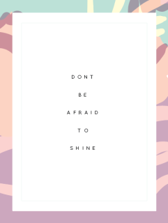 Kodiak Milly inspirational quote print part 2