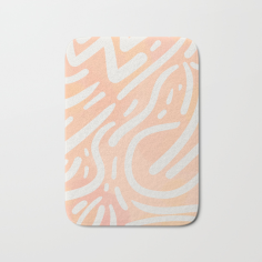 Pink_grey_and_Peach_pattern-Tribal-Inspired_by_Kodiak_Milly_Society6_bath-mat