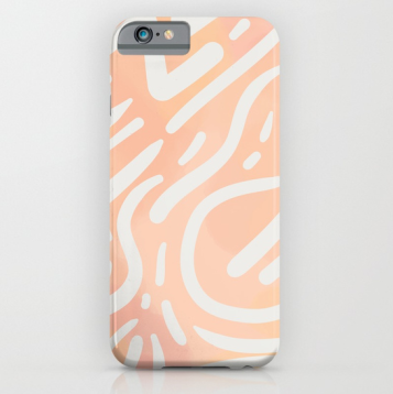 Pink_grey_and_Peach_pattern-Tribal-Inspired_by_Kodiak_Milly_Society6_iphone