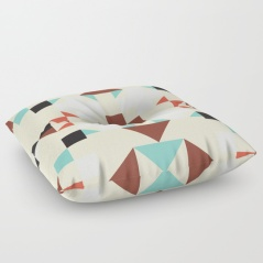 geometric-quilt-like-pattern-ivory-rust-sable-teal-floor-pillows