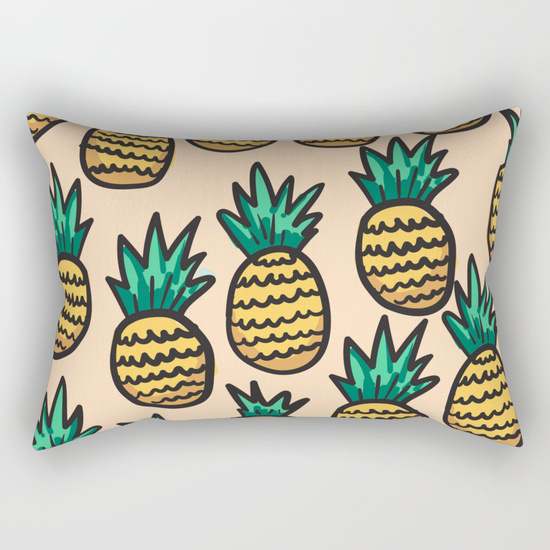 pineapple-illustration-on-peach-background-rectangular-pillows.jpg