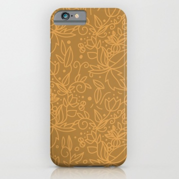 earthy-natural-organic-pattern-cinnamon-gold-colors-cases
