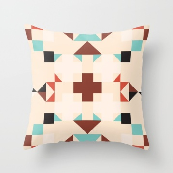 geometric-quilt-like-pattern-ivory-rust-sable-teal-pillows