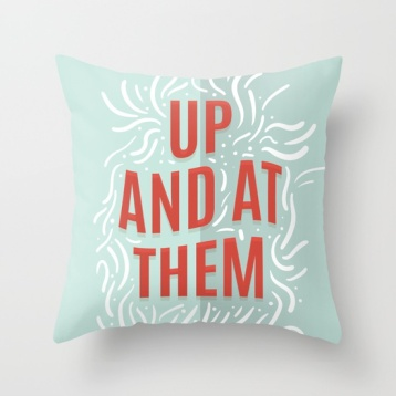 up-and-at-them-red-mint-green-and-ivory-pillows