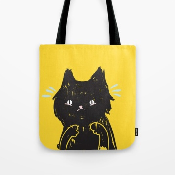 scaredy-cat-cute-scared-black-kitty-cat-illustration-bags