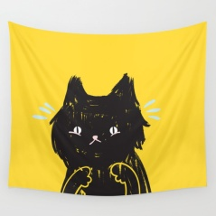 scaredy-cat-cute-scared-black-kitty-cat-illustration-tapestries