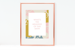 Grand Budapest Hotel movie quote print by Kodiak Milly on Etsy 2