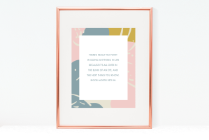 Grand Budapest Hotel movie quote print by Kodiak Milly on Etsy