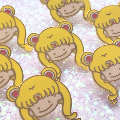 sailor moon ditto x magical girl enamel pin by magical maidens on etsy.jpg