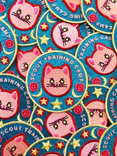Sailor-Moon-sparkly-training-iron-on-patch-cat-by-kodiak-milly2