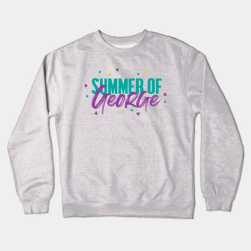 Summer of George George Costanza design crewneck by Kodiak Milly