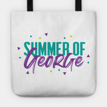 Summer of George George Costanza design tote bag by Kodiak Milly