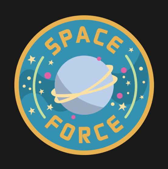 Space Force Logo by Kodiak Milly